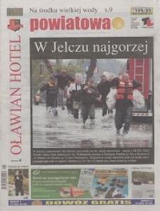 Gazeta Powiatowa - Wiadomości Oławskie, 2010, nr 21