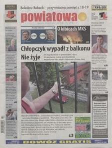 Gazeta Powiatowa - Wiadomości Oławskie, 2010, nr 27