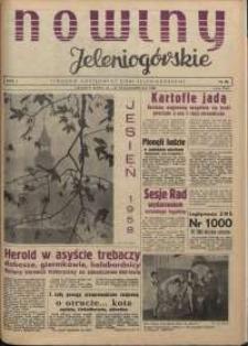 Nowiny Jeleniogórskie : tygodnik ilustrowany ziemi jeleniogórskiej, R. 1, 1958, nr 30