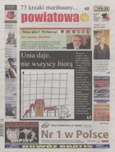 Gazeta Powiatowa - Wiadomości Oławskie, 2010, nr 39