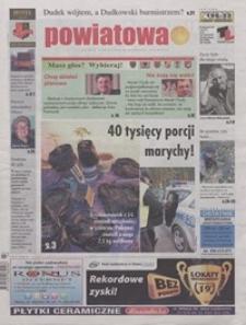 Gazeta Powiatowa - Wiadomości Oławskie, 2010, nr 43