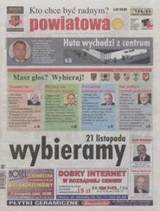 Gazeta Powiatowa - Wiadomości Oławskie, 2010, nr 46