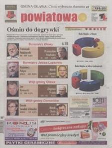 Gazeta Powiatowa - Wiadomości Oławskie, 2010, nr 47