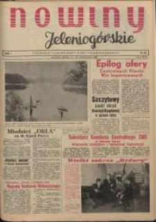 Nowiny Jeleniogórskie : tygodnik ilustrowany ziemi jeleniogórskiej, R. 1, 1958, nr 33