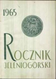 Rocznik Jeleniogórski, T. 3 (1965)
