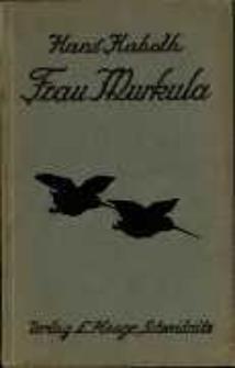 Frau Markula und andere Tiergeschichten