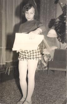 """""""Biały wrzos""""- legenda mazurska - w wykonaniu czytelników Oddziału Dziecięcego MBP w Jaworze 1978 r., zdjęcie 17"""
