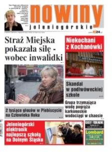 Nowiny Jeleniogórskie : tygodnik społeczny, R.51!, 2011, nr 3 (2691) [Dokument elektroniczny]