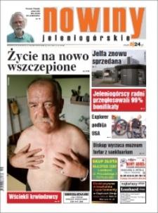 Nowiny Jeleniogórskie : tygodnik społeczny, R.52!, 2011, nr 22 (2710) [Dokument elektroniczny]