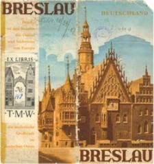Breslau : Brücke zu den Staaten des Ostens und Südostens von Europa