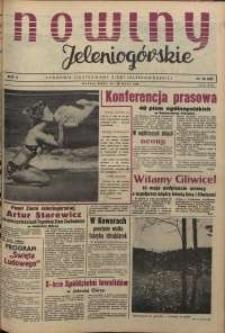 Nowiny Jeleniogórskie : tygodnik ilustrowany ziemi jeleniogórskiej, R. 2, 1959, nr 19 (59)