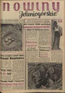 Nowiny Jeleniogórskie : tygodnik ilustrowany ziemi jeleniogórskiej, R. 2, 1959, nr 26 (66)