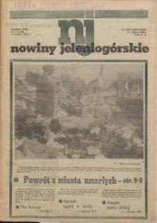 Nowiny Jeleniogórskie : tygodnik Polskiej Zjednoczonej Partii Robotniczej, R. 32, 1989, nr 1 (1538)