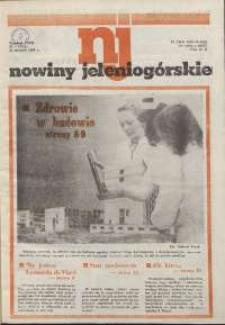 Nowiny Jeleniogórskie : tygodnik Polskiej Zjednoczonej Partii Robotniczej, R. 32, 1989, nr 4 (1541)
