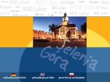 Jelenia Góra - prezentacja multimedialna, multimedia presentation, multimedia präsentation