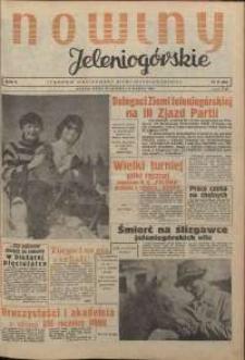 Nowiny Jeleniogórskie : tygodnik ilustrowany ziemi jeleniogórskiej, R. 2, 1959, nr 8 (48)