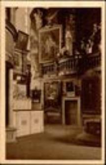 Jelenia Góra - wnętrze kościoła pw. Podwyższenia Świętego Krzyża [Dokument ikonograficzny]
