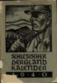 Schlesischer Bergland-Kalender 1940