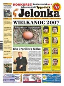 Jelonka.com, R. 2, 2007, 14/15 (25/26) [Dokument elektroniczny]