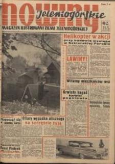 Nowiny Jeleniogórskie : magazyn ilustrowany ziemi jeleniogórskiej, R. 3, 1960, nr 2 (94)