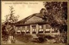 Jeżów Sudecki - budynek Schlesische Segelflugschule  [Dokument ikonograficzny]