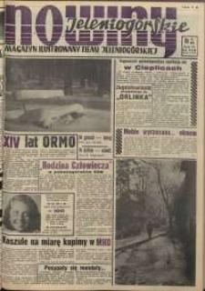Nowiny Jeleniogórskie : magazyn ilustrowany ziemi jeleniogórskiej, R. 3, 1960, nr 7 (99)