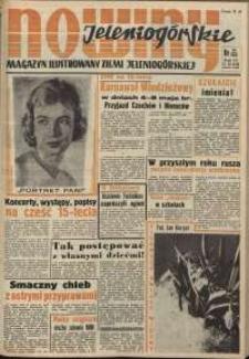 Nowiny Jeleniogórskie : magazyn ilustrowany ziemi jeleniogórskiej, R. 3, 1960, nr 11 (103)