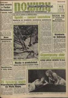 Nowiny Jeleniogórskie : magazyn ilustrowany ziemi jeleniogórskiej, R. 3, 1960, nr 12 (104)