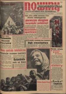 Nowiny Jeleniogórskie : magazyn ilustrowany ziemi jeleniogórskiej, R. 3, 1960, nr 17 (109)