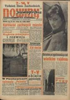Nowiny Jeleniogórskie : magazyn ilustrowany ziemi jeleniogórskiej, R. 3, 1960, nr 19 (111)
