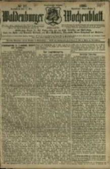 Waldenburger Wochenblatt, Jg. 41, 1895, nr 38