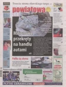 Gazeta Powiatowa - Wiadomości Oławskie, 2011, nr 20