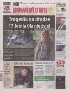 Gazeta Powiatowa - Wiadomości Oławskie, 2011, nr 27