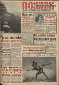 Nowiny Jeleniogórskie : magazyn ilustrowany ziemi jeleniogórskiej, R. 3, 1960, nr 25 (117)