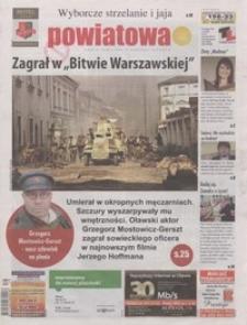 Gazeta Powiatowa - Wiadomości Oławskie, 2011, nr 39