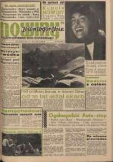 Nowiny Jeleniogórskie : magazyn ilustrowany ziemi jeleniogórskiej, R. 3, 1960, nr 27 (119)