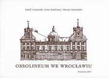 Ossolineum we Wrocławiu