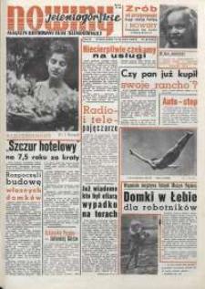 Nowiny Jeleniogórskie : magazyn ilustrowany ziemi jeleniogórskiej, R. 3, 1960, nr 28 (120)