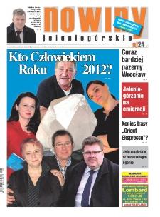 Nowiny Jeleniogórskie : tygodnik społeczny, R.54!, 2013, nr 6 (2798) [Dokument elektroniczny]