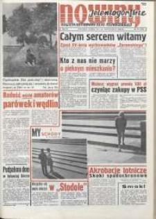 Nowiny Jeleniogórskie : magazyn ilustrowany ziemi jeleniogórskiej, R. 3, 1960, nr 37 (129)