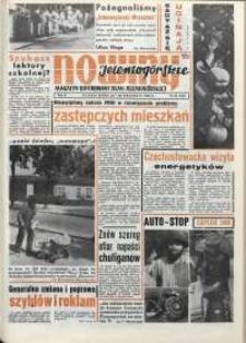 Nowiny Jeleniogórskie : magazyn ilustrowany ziemi jeleniogórskiej, R. 3, 1960, nr 38 (130)