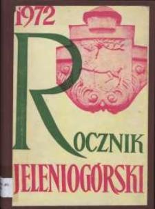 Rocznik Jeleniogórski, T. 10 (1972)