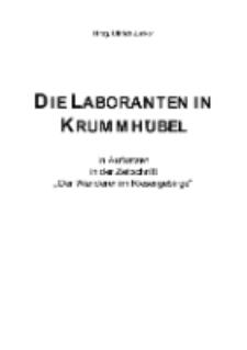 Die Laboranten in Krummhübel [Dokument elektroniczny]