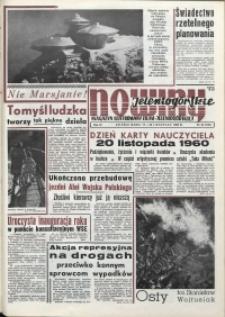 Nowiny Jeleniogórskie : magazyn ilustrowany ziemi jeleniogórskiej, R. 3, 1960, nr 46 (138)