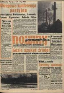 Nowiny Jeleniogórskie : magazyn ilustrowany ziemi jeleniogórskiej, R. 4, 1961, nr 7 (151)