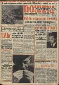 Nowiny Jeleniogórskie : magazyn ilustrowany ziemi jeleniogórskiej, R. 4, 1961, nr 15 (159)