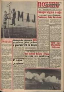 Nowiny Jeleniogórskie : magazyn ilustrowany ziemi jeleniogórskiej, R. 4, 1961, nr 17 (161)