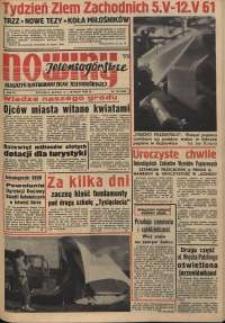 Nowiny Jeleniogórskie : magazyn ilustrowany ziemi jeleniogórskiej, R. 4, 1961, nr 18 (162)