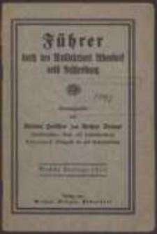Führer durch den Wallfahrtsort Albendorf nebst Beschreibung, 6 Aufl.