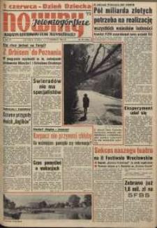 Nowiny Jeleniogórskie : magazyn ilustrowany ziemi jeleniogórskiej, R. 4, 1961, nr 22 (166)